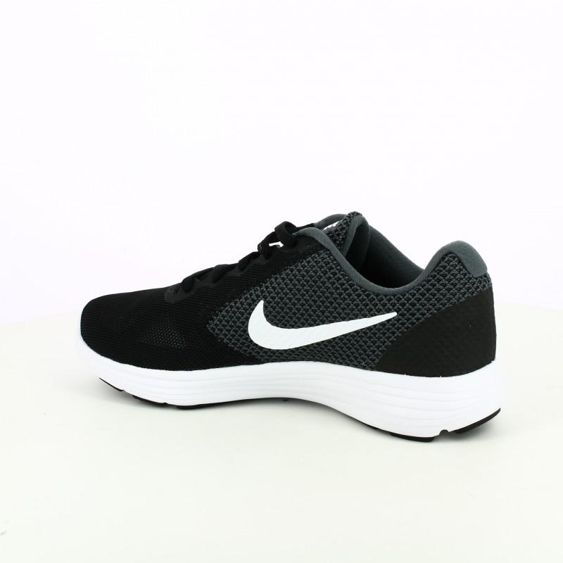 Zapatillas Nike Grises Y Blancas