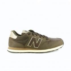 zapatillas deportivas NEW BALANCE 500 marrones