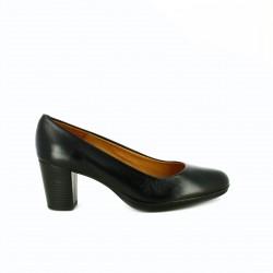 zapatos tacón SUITE009 negros clásicos de piel
