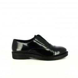 zapatos planos FRANCESCO MILANO slip on negros