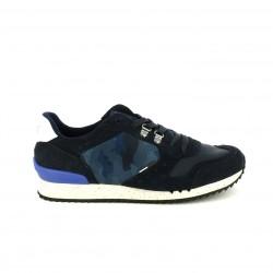 zapatillas deportivas TOMMY HILFIGER azules militares