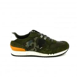 zapatillas deportivas TOMMY HILFIGER verdes militares