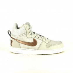 zapatillas deportivas NIKE court borough beige - Querol online