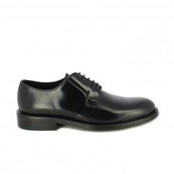 zapatos vestir CARLO TORRECCI clásicos negros - Querol online