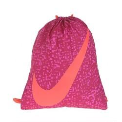 complementos NIKE mochila de cuerdas rosa