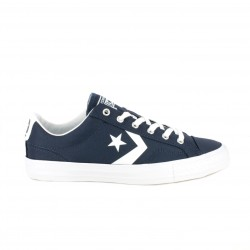 zapatillas lona CONVERSE star player ox azules