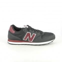 zapatillas deportivas NEW BALANCE 500 negras - Querol online