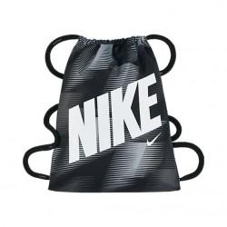 complementos NIKE mochila de cuerdas negra y gris - Querol online