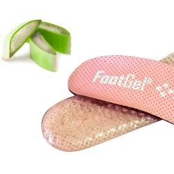 complementos FootGel plantillas con esencia aloe vera - Querol online