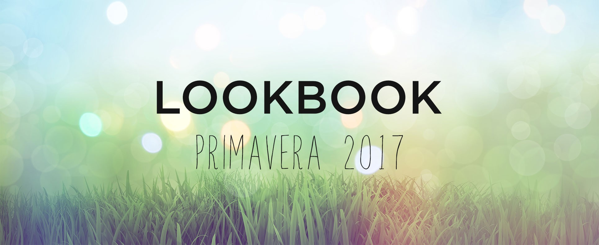 Lookbook primavera 2017