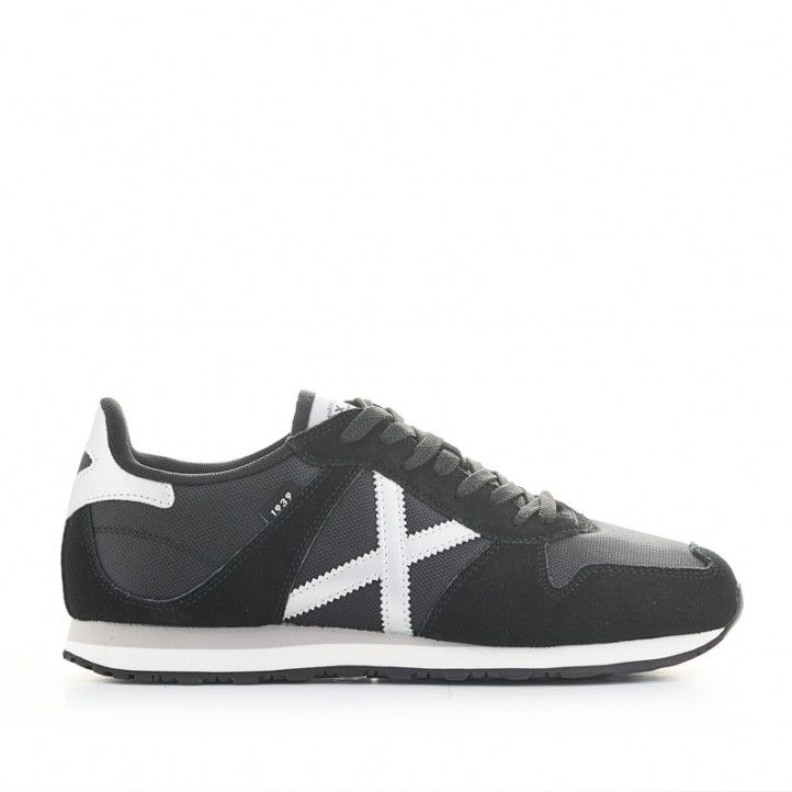 Zapatillas deportivas Munich massana 302 negras - Querol online