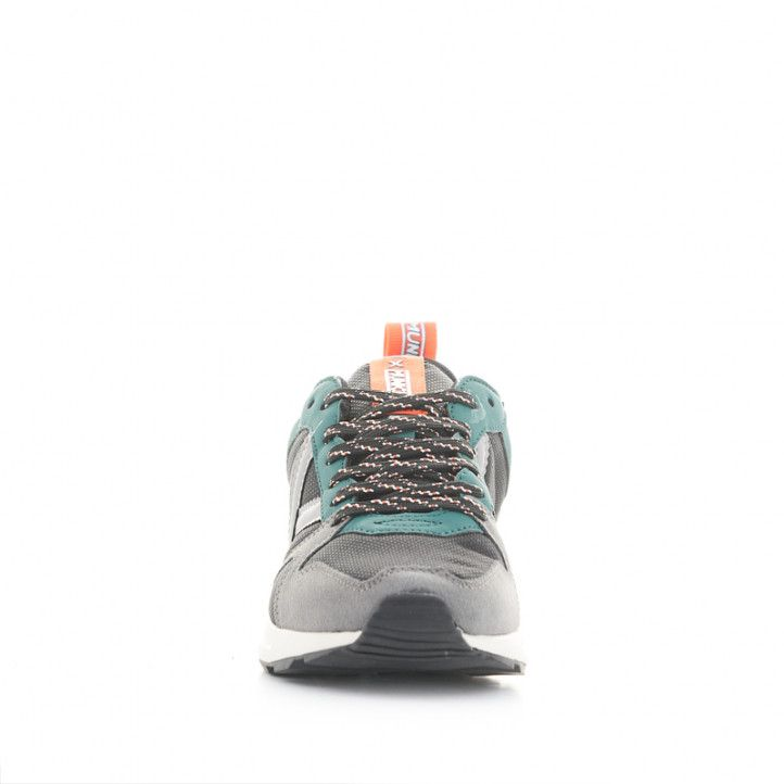 Zapatillas deportivas Munich alpha 44 grises - Querol online
