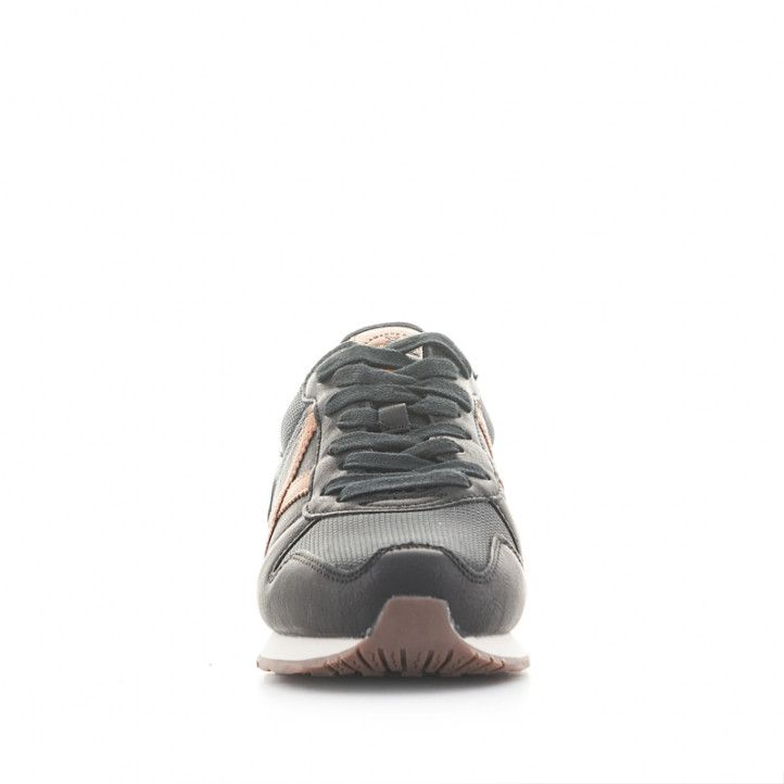 Zapatillas deportivas Munich massana 384 negras - Querol online
