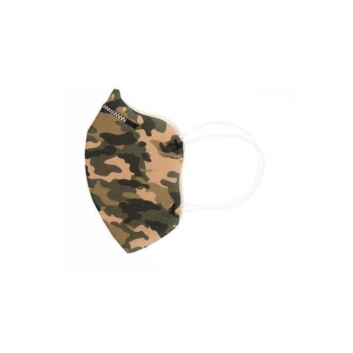 Mascarillas DEANSHIELD higiénica reutilizable homologada camuflaje - Querol online