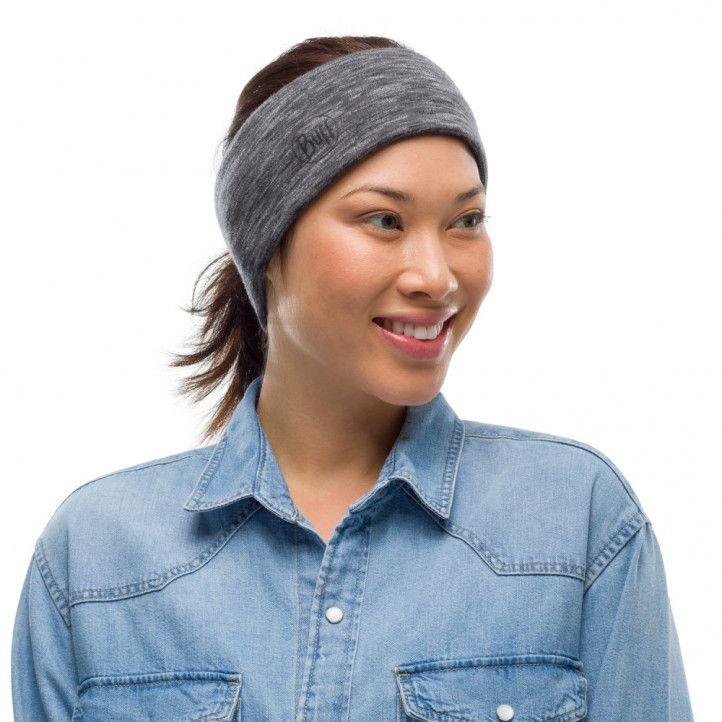 Complementos Buff tubular lana merino midweight graphite multi stripes - Querol online
