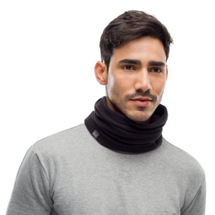 Complementos Buff calentador cuello polar solid black - Querol online