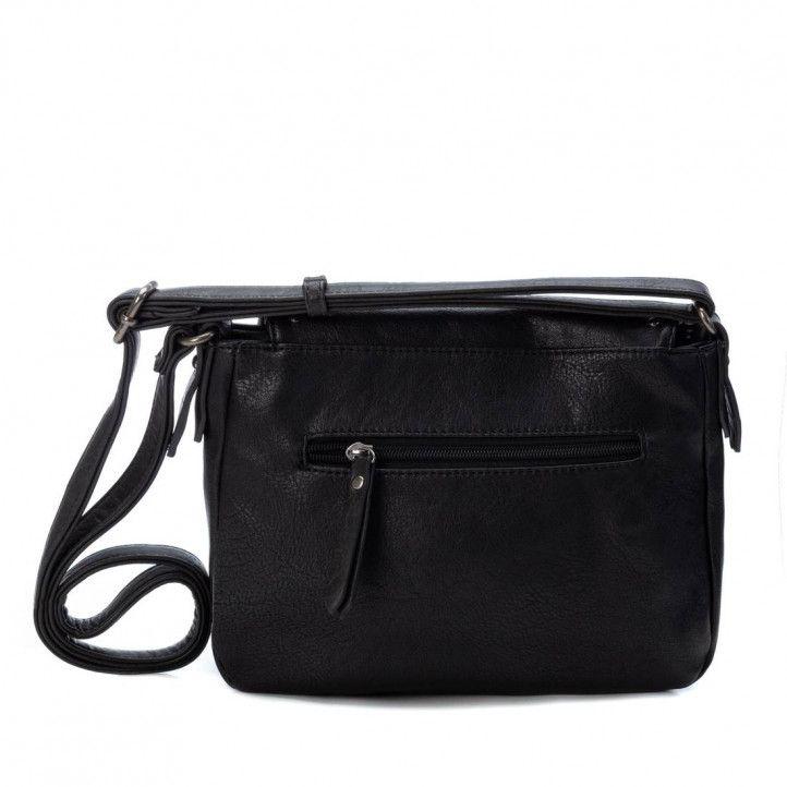 bosses Xti negra amb tatxes - Querol online
