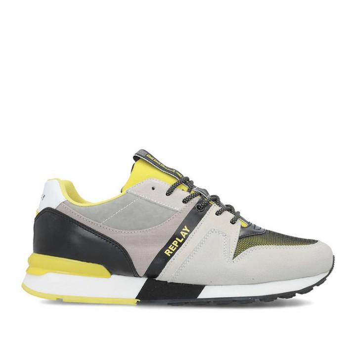 Zapatillas deportivas Replay en tigher - Querol online
