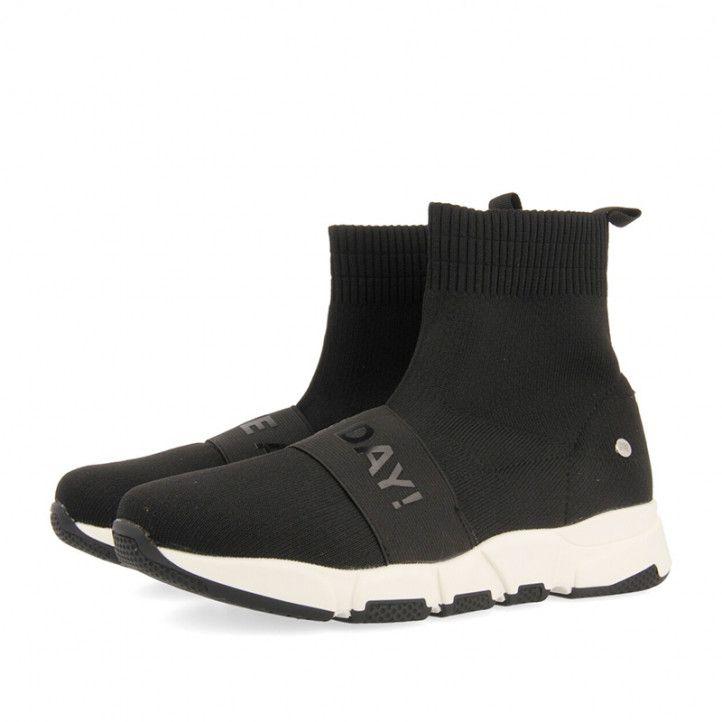 Zapatillas deporte Gioseppo de estilo calcetín para niña seversk - Querol online