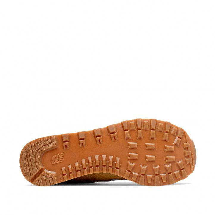 Zapatillas deportivas New Balance 574 workwear with sea salt - Querol online