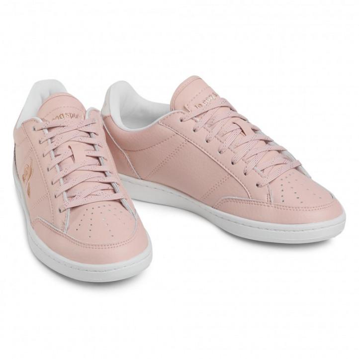 Sabatilles esportives Le Coq Sportif court clay pink w - Querol online