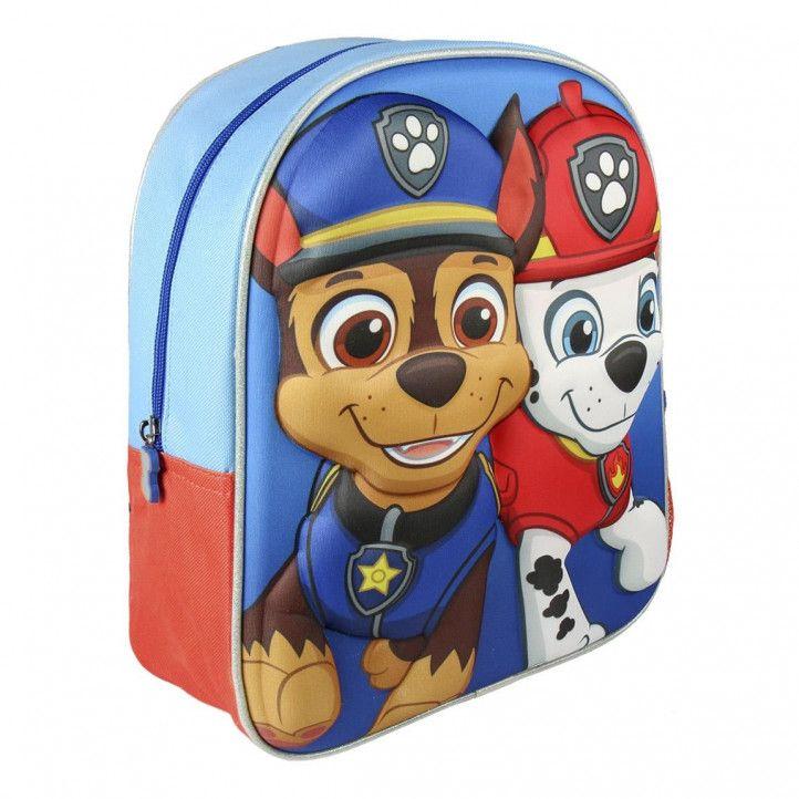 Mochilas Cerda 3d patrulla canina - Querol online