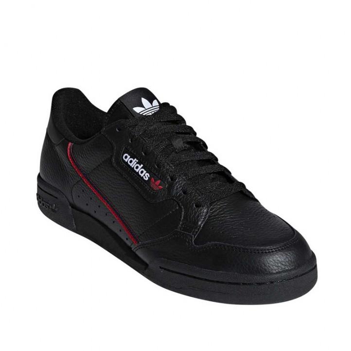 Sabatilles esportives Adidas continental 80 negres - Querol online