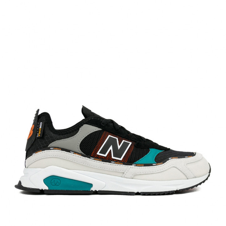 Zapatillas deportivas New Balance x-racer negras - Querol online