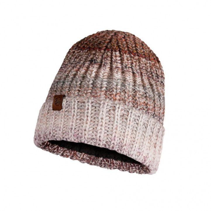 Complementos Buff gorro tricot y polar olya grey - Querol online