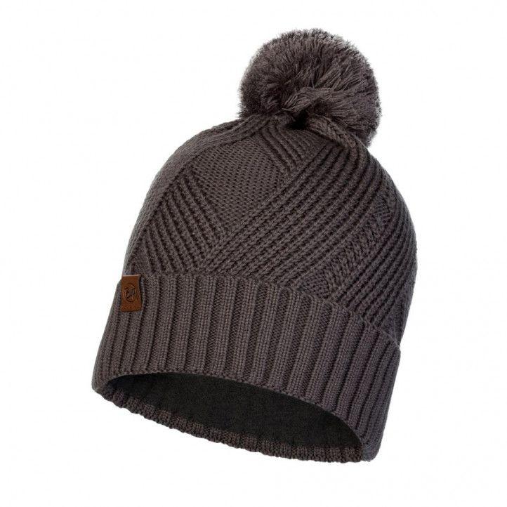 Complementos Buff gorro tricot y polar raisa grey castlerock - Querol online
