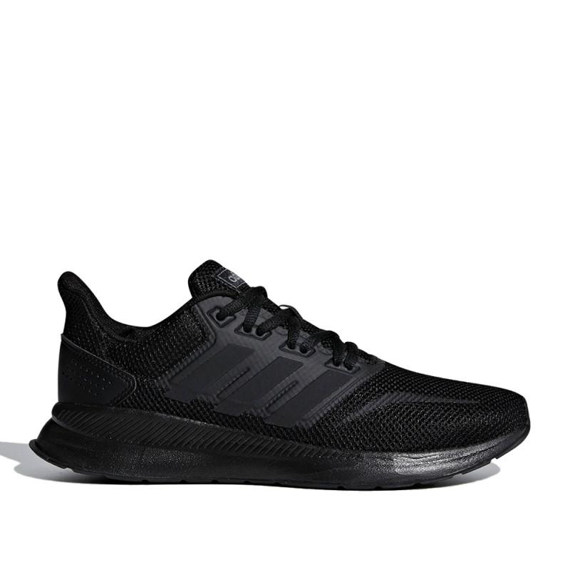 Movilizar metal Muerto en el mundo  Zapatillas deportivas runfalcon negras Adidas   Querol online