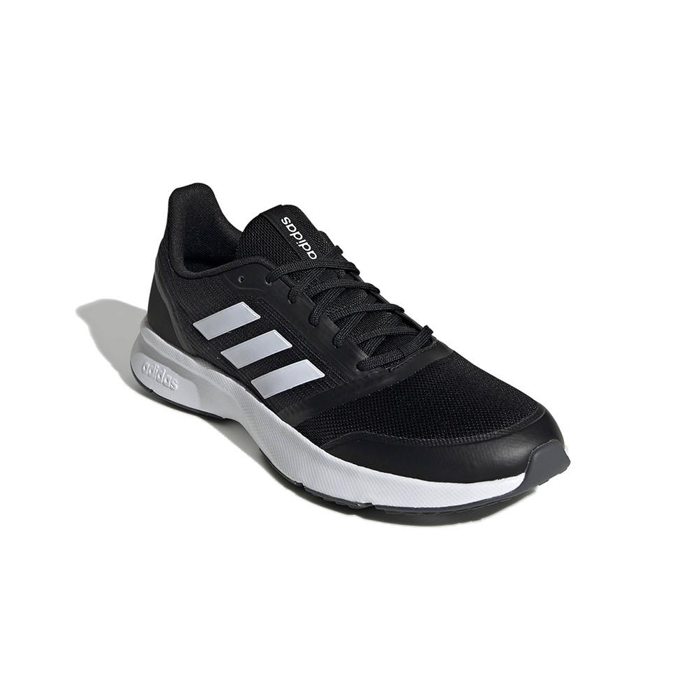 admirar Oposición cera  Zapatillas deportivas negras nova flow Adidas   Querol online