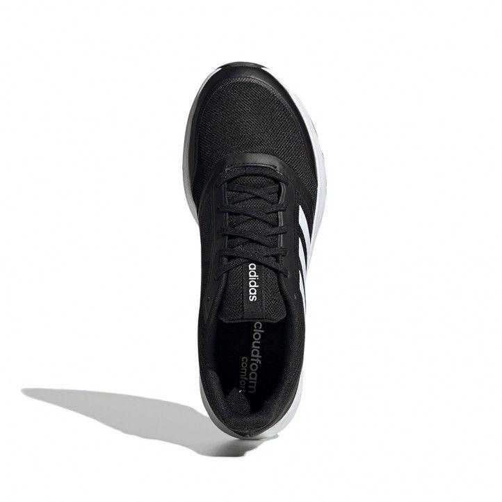 Zapatillas deportivas Adidas negras nova flow - Querol online