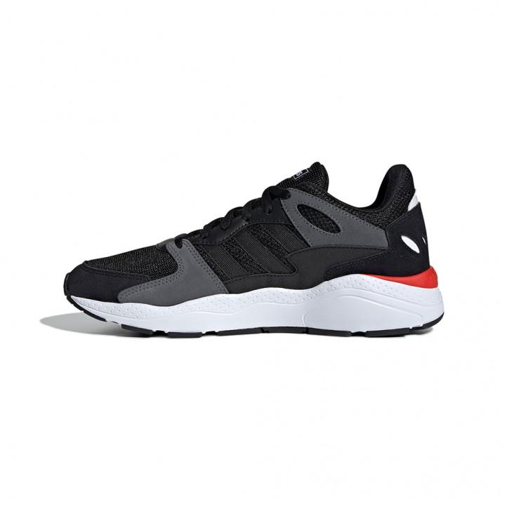 Sabatilles esportives Adidas chaos negras, grises i blanques - Querol online
