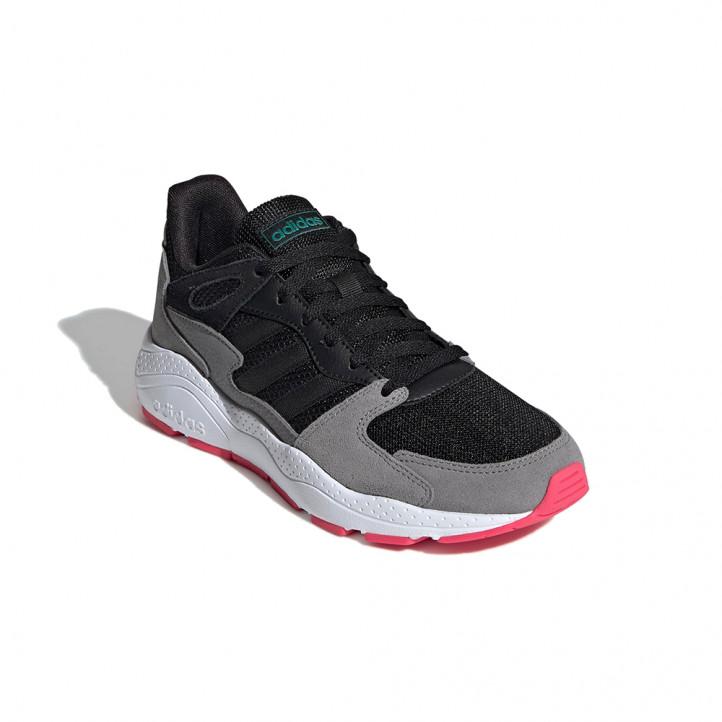 Sabatilles esportives Adidas chaos negres i grises - Querol online