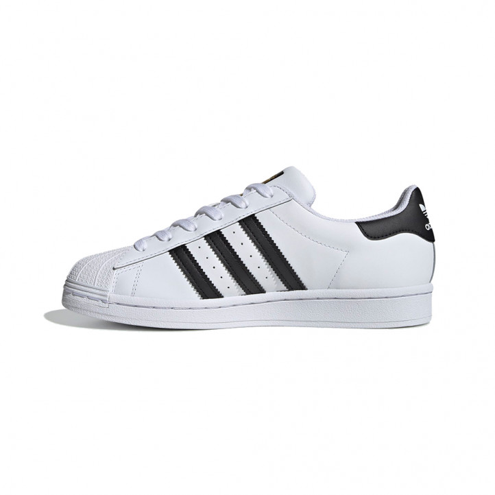 Zapatillas deportivas ADIDAS ORIGINALS superstar blancas y negras - Querol online