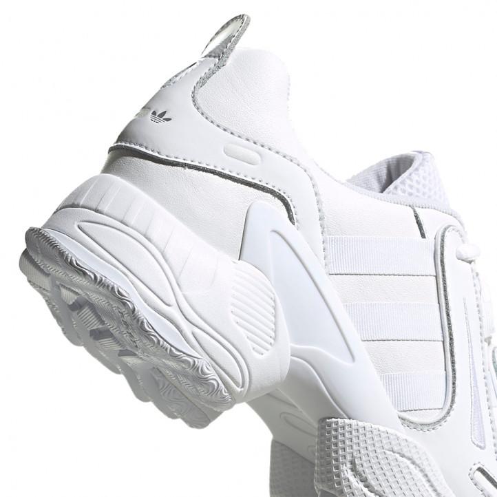 Zapatillas deportivas ADIDAS ORIGINALS blancas con cordones eqt gazelle - Querol online