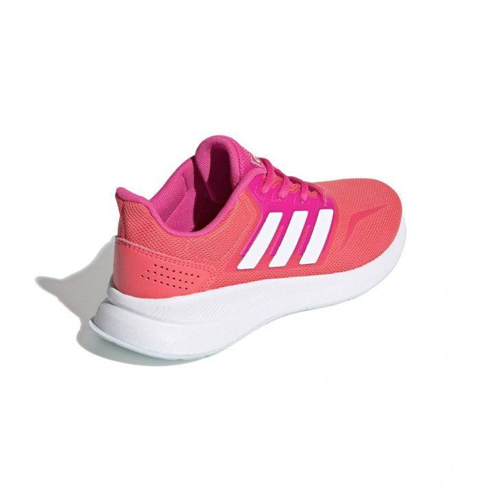 Sabatilles esport Adidas vermelles i roses amb cordons - Querol online