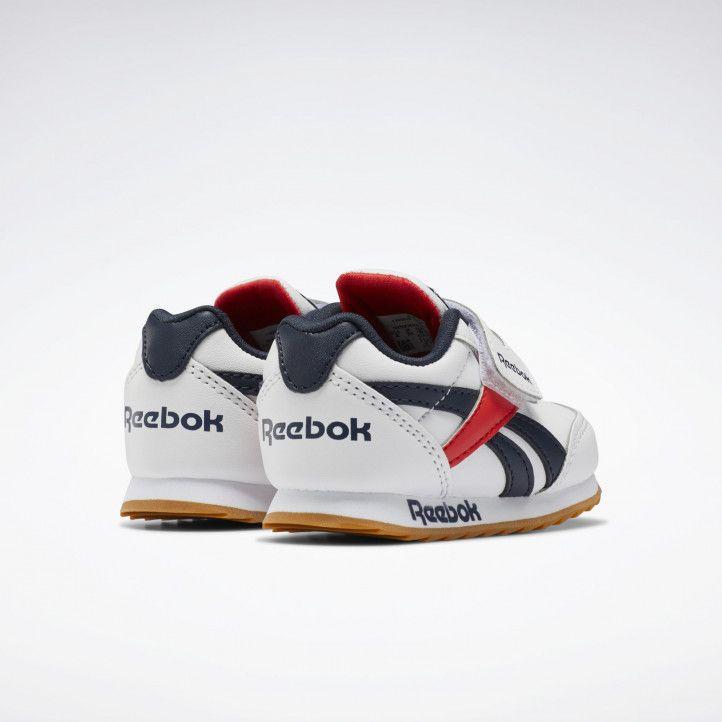 Sabatilles esport Reebok blanques lligam amb velcro royal classic jogger - Querol online
