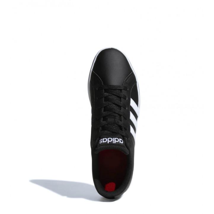 Sabatilles esportives Adidas vs pace negres amb franges blanques - Querol online