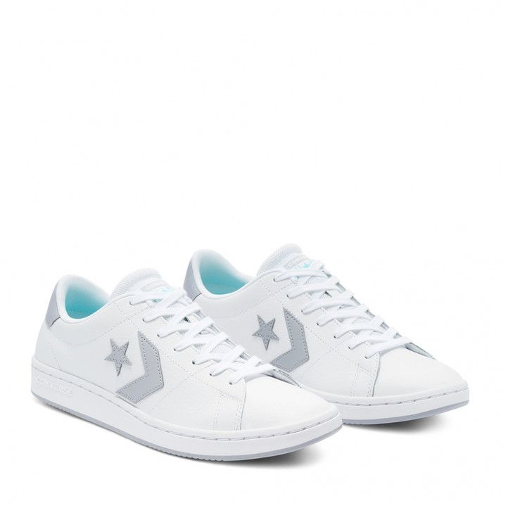 Zapatillas deportivas Converse all-court ox whgravel blancas - Querol online