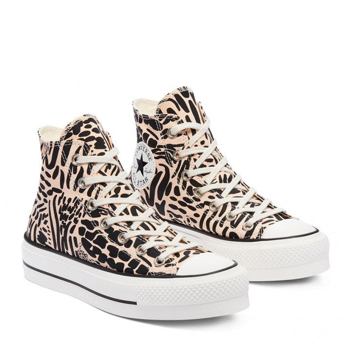 Zapatillas lona Converse my story platform chuck taylor all star high top - Querol online