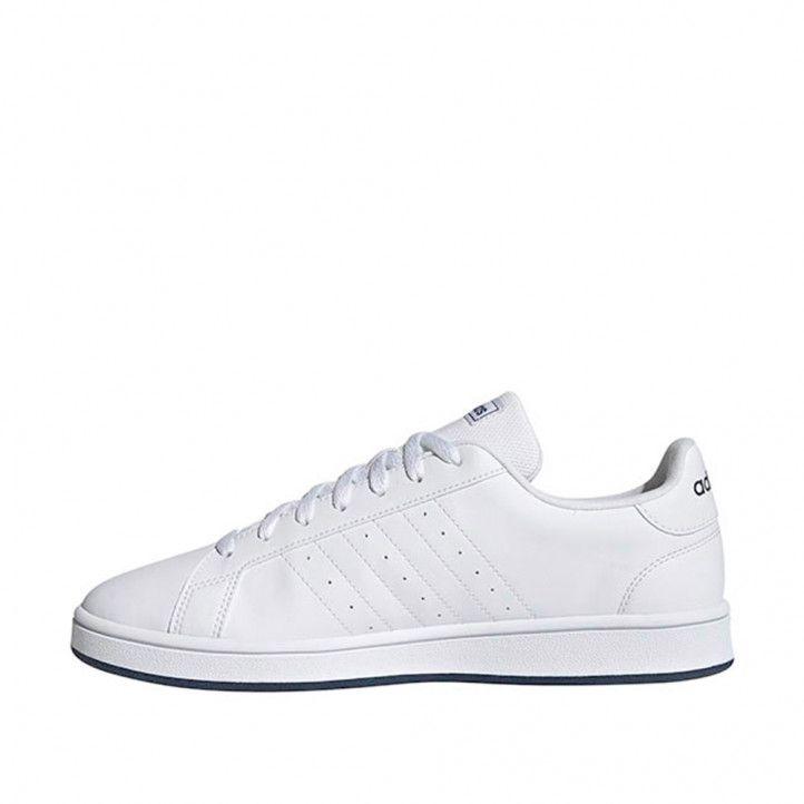 Sabatilles esportives Adidas grand court base blanca - Querol online
