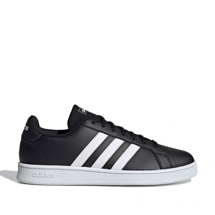 Sabatilles esportives Adidas grand court base negra EE7900