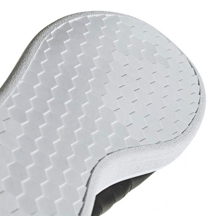 Zapatillas deportivas Adidas grand court base negra EE7900 - Querol online