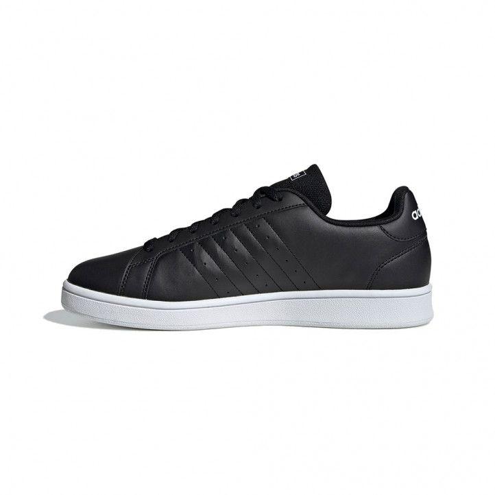Sabatilles esportives Adidas grand court base negra EE7900 - Querol online