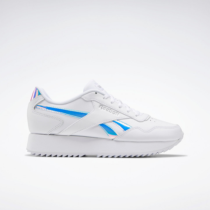 Zapatillas deportivas Reebok royal glide ripple double silver - Querol online