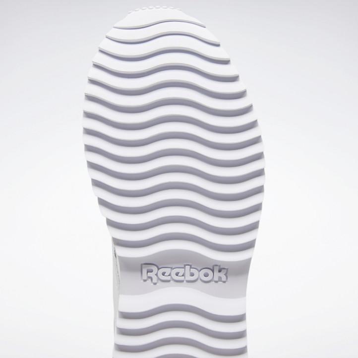 Sabatilles esportives Reebok royal glide ripple double silver - Querol online