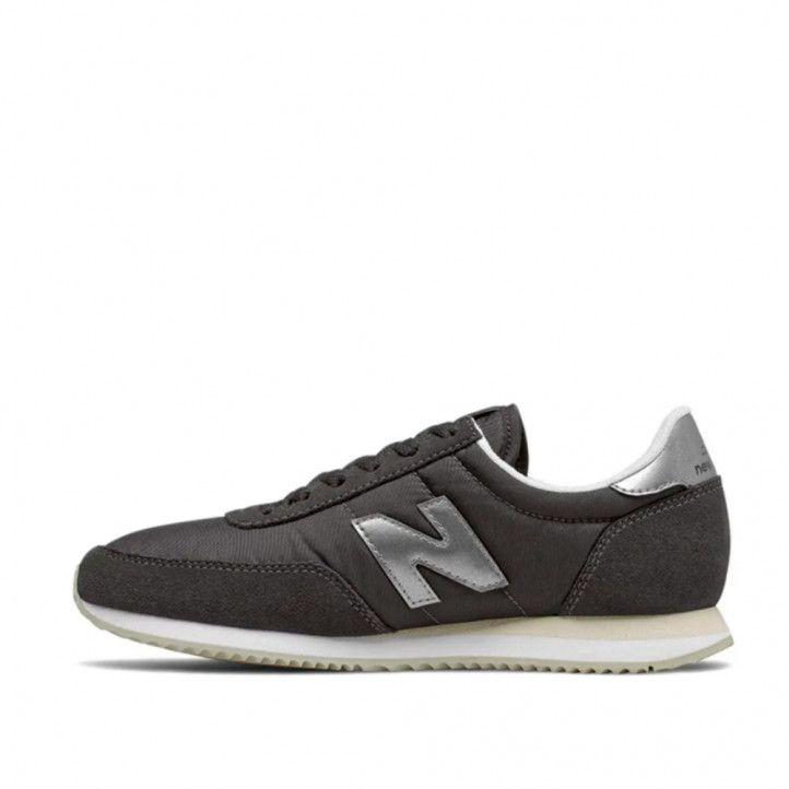 Sabatilles esportives New Balance 720 negra gris plata - Querol online