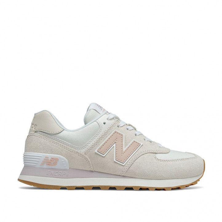 Zapatillas deportivas New Balance 574 sea salt - Querol online